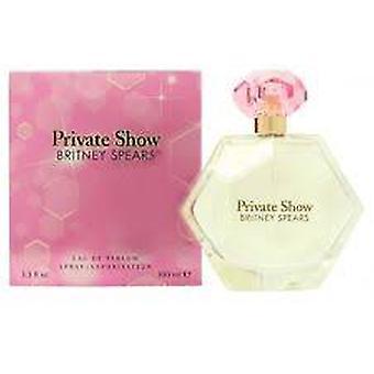 Britney Spears privat Show Eau de Parfum 50ml EDP Spray
