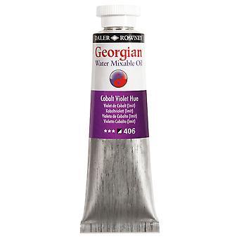 Daler Rowney Georgian agua Mixable aceite color 37ml - cobalto violeta Hue