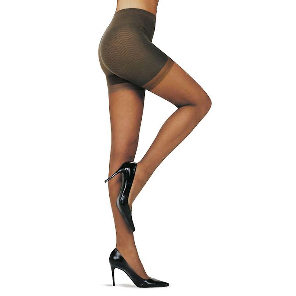 Solidea Micromassage Magic 140 Sheer Anti Cellulite Support Tights [Style 127A4] Nero (Black)  L