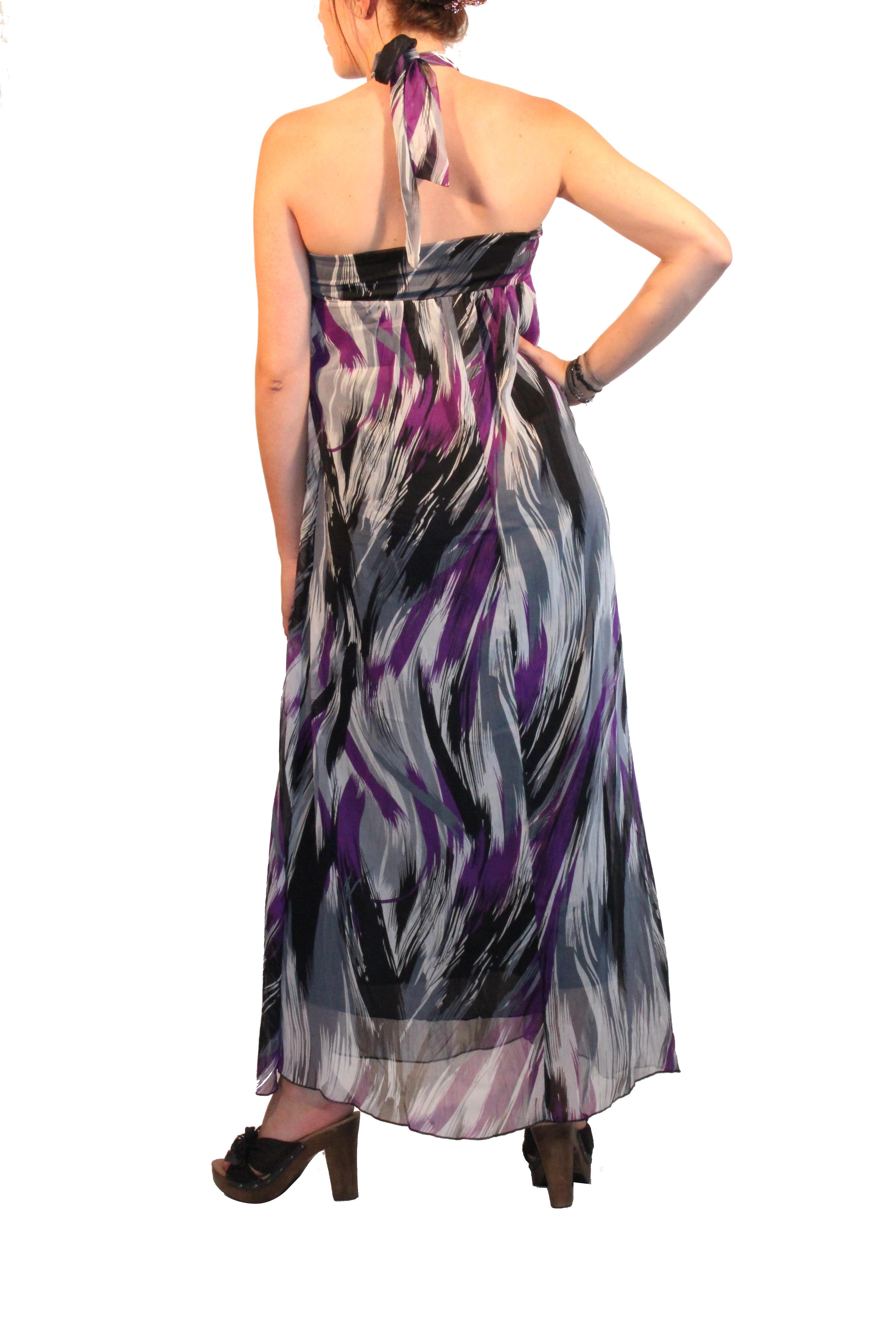 Waooh - mode - klänning lång