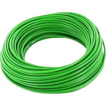 Strand 1 x 0.14 mm² Green BELI-BECO L118/10 gn