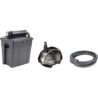 Pontec 50238 Filter set incl. UVC pond clarifier 1500 l/h