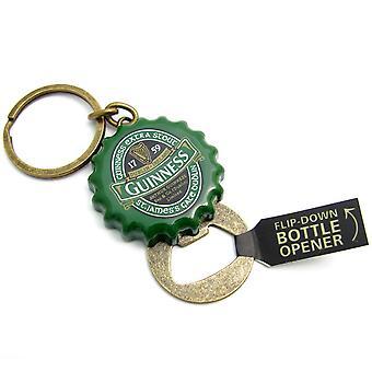 Guinness Irlanda colección llavero con abridor de botellas, tapa