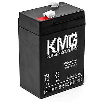 KMG 6V 4Ah Replacement Battery for Upsonic LAN 40