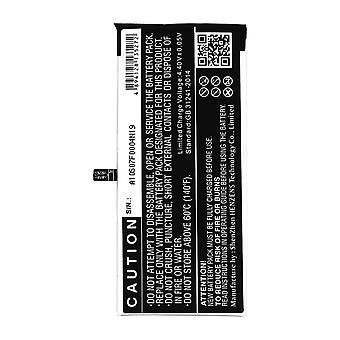 Battery for Nokia 9, replace CS-NKT800SL 3000mAh Replacement Battery - Black