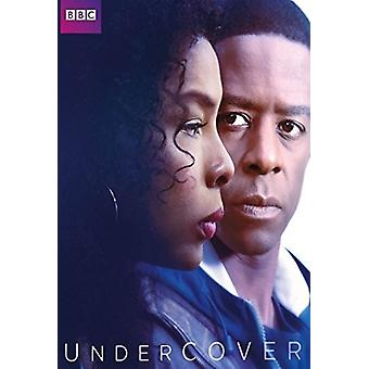 Undercover [DVD] USA import
