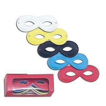 Bnov Rayon øje maske kasse med 10
