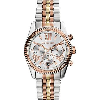 Michael Kors damski Lexington Chronograph zegarek MK5735