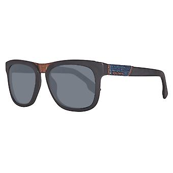 Diesel men's black sunglasses