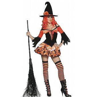 Waooh 69 - witch Halloween-Holly-Kostüm