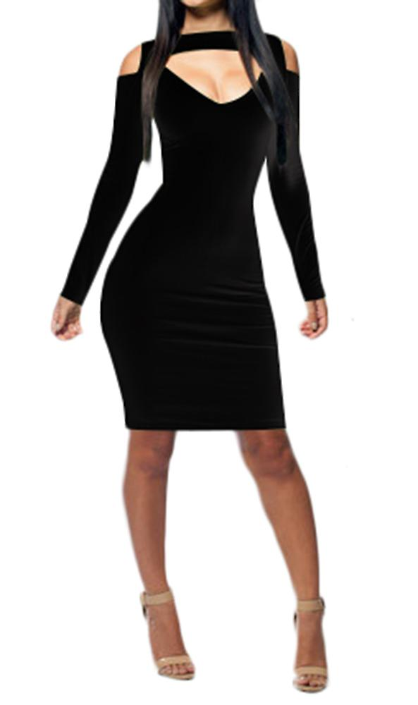 Waooh - Fashion - Midi Dress-cut