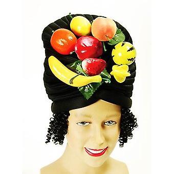 Fruit Hat & Hair.