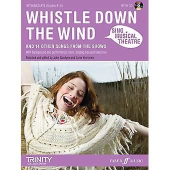 Vissla ner de vind - Piano/röst/gitarr av John Gardyne - Luise Hor