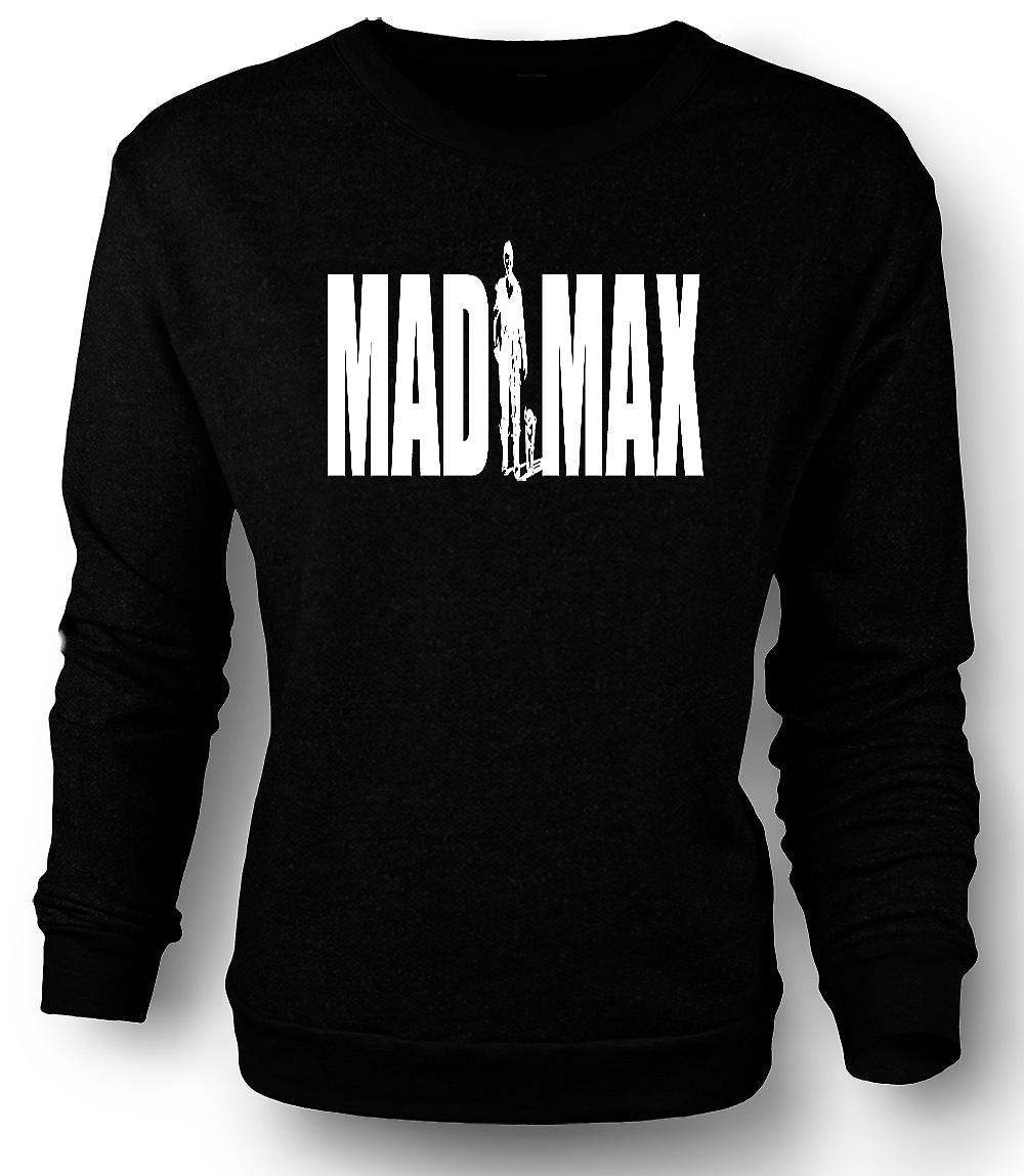 Mens Sweatshirt Mad Max - Gibson - kult Retro film