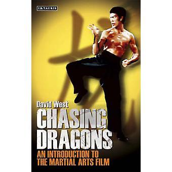 Chasing Dragons par David West - livre 9781850439820