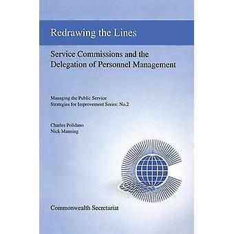 Redrawing the Lines - Service Commissions and the Delegation of Person