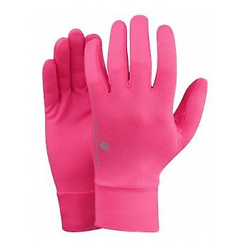 Classic Running Glove Fluo Pink