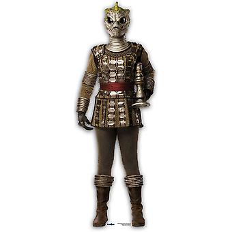 Siluur - BBC Doctor Who / Dr die / Dr Who - Lifesize karton gestanst / Standee