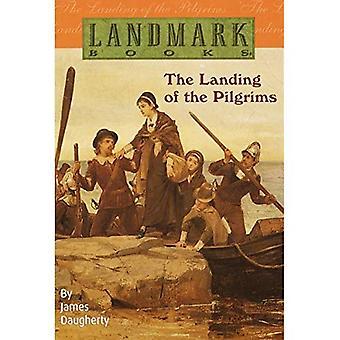 The Landing of the Pilgrims (Landmark Books (Paperback))