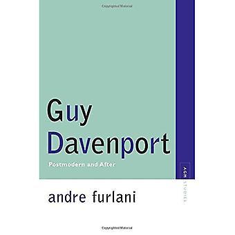 Fyr Davenport: Postmodernismen og efter (avantgarde & modernisme studier): postmodernismen og efter (avantgarde og modernisme undersøgelser)