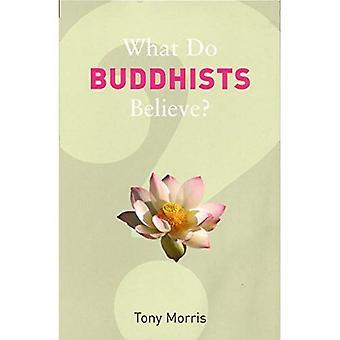 Que les bouddhistes croient? (Ce qui croyons-nous?)