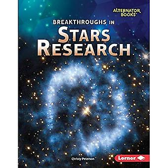 Breakthroughs in Stars Research (Space Exploration (Alternator Books (Tm)))