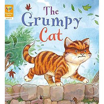 Reading Gems: The Grumpy Cat (Level 2) (Reading Gems)