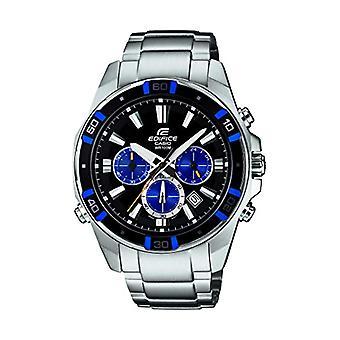 Casio men's Analog Quartz chronograph solid stainless steel EFR-534D-1A2VEF