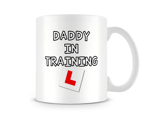 Daddy In Training Mug