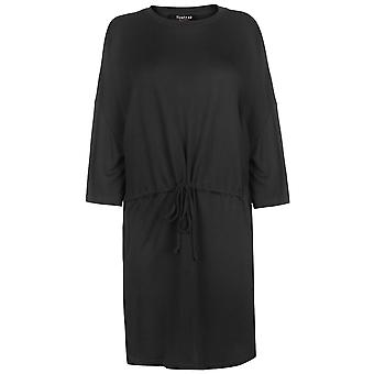 Firetrap Womens Blackseal Drawcord Dress