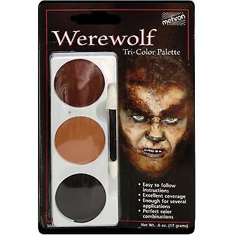 Tri Color Palette Wolfman