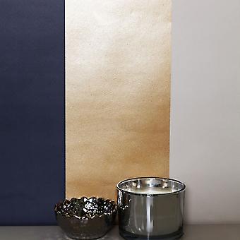 Streep behang horizontale verticale Metallic goud Marine crème luxe door Direct
