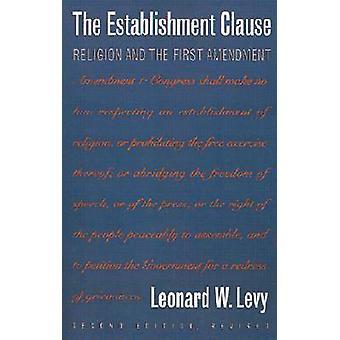 Establishment Clause by Levy & Leonard Williams