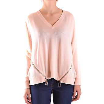 Liu Jo Pink Wool Sweater