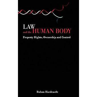 Lag och den mänskliga kroppen av Hardcastle & Rohan