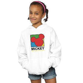 Disney Girls Mickey Mouse True 90s Hoodie