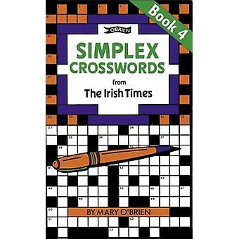 Simplex Crosswords from the Irish Times - Book 4 - from The Irish Times