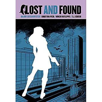 Amy Devlin Volume 3: Lost and Found