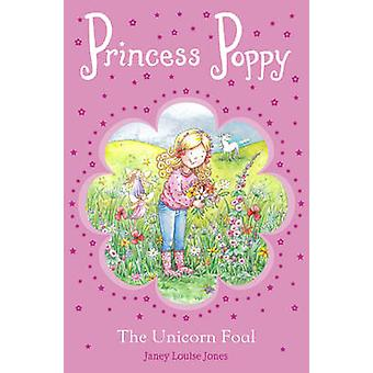 Princess Poppy The Unicorn Foal par Janey Louise Jones