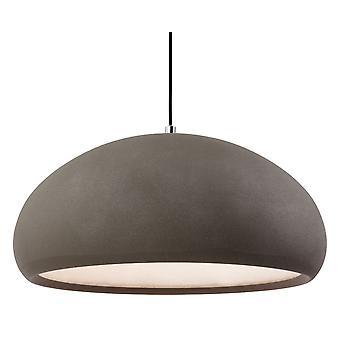 Firstlight-1 ljus tak hänge grov sand betong-2308CN