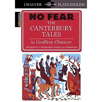 The Canterbury Tales by Sparknotes - 9780606401630 Book