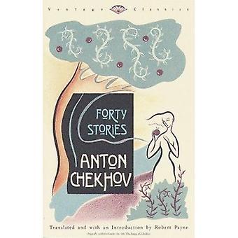Forty Stories by Anton Pavlovich Chekhov - 9780679733751 Book