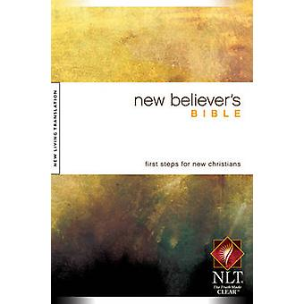 New Believer's Bible-NLT by Greg Laurie - Tyndale House Publishers -