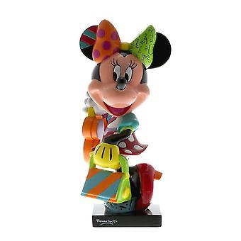 Disney Britto Minnie Mouse Fashionista Figurine