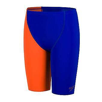 Speedo Fastskin Junior Endurance+ High Waist Jammer Swimwear For Boys