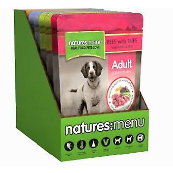 Erwachsenen komplette Mahlzeit Multipack Hundefutter Beutel - 8 x 300g Beutel