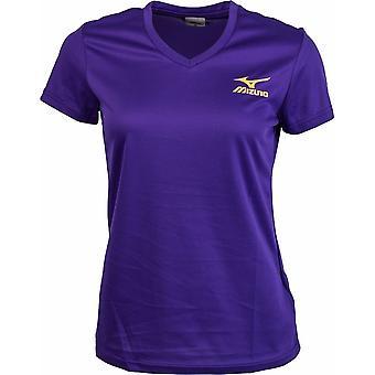 Mizuno Promo Lime Tee P12TW02 trening alle år kvinner t-skjorte