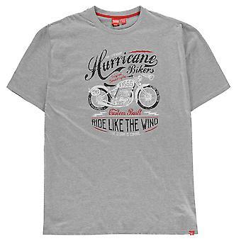 D555 Mens Dayton T Shirt T-Shirt Tee Top Short Sleeve Crew Neck