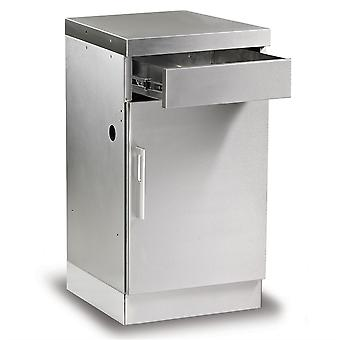 Beefater Cupboard Drawer Unit - Stainless Steel