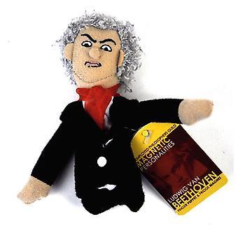 Fingerpuppe - UPG - Beethoven Soft Doll Spielzeug Geschenke lizenziert Neu 0150